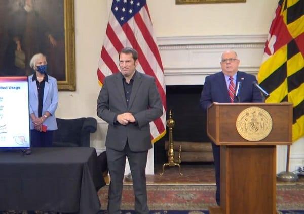 Governor Larry Hogan Update 20200722