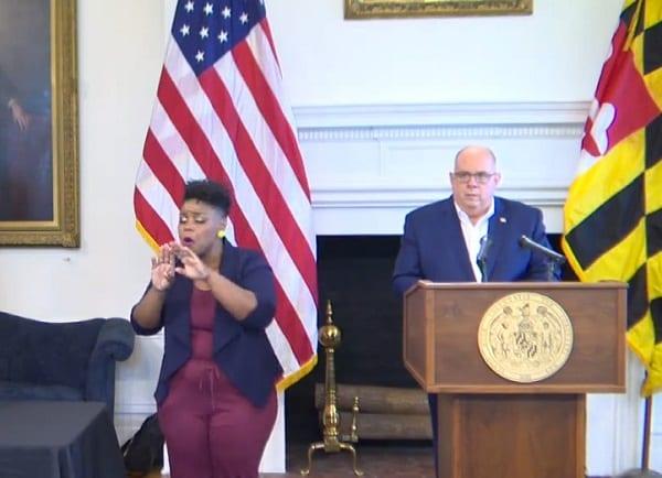 Governor Larry Hogan Update 20200729