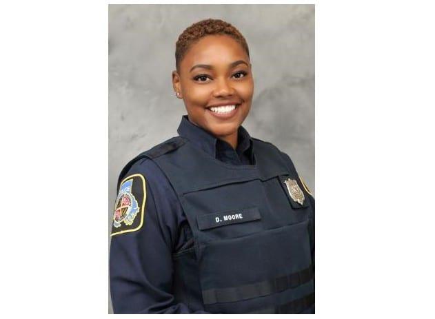 Officer Danielle Moore
