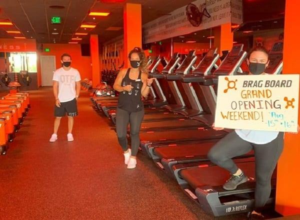 Orangetheory Fitness White Marsh