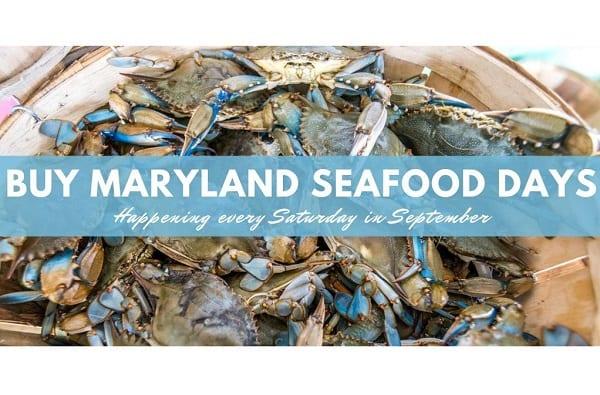 Buy Maryland Seafood Days