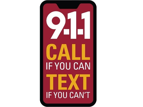 Maryland Text 911