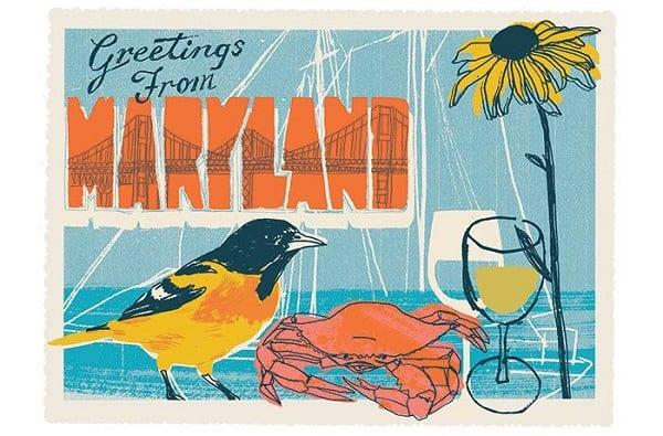 Maryland Wine Tasting