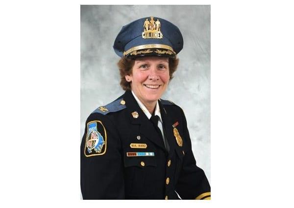 Retired Colonel Kim Ward