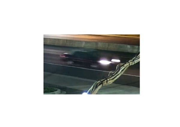 Rosedale Hit and Run Vehicle