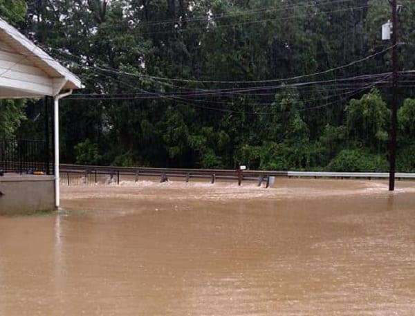 White Marsh Flooding 202008