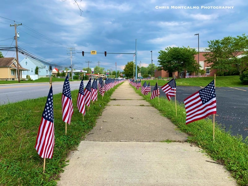 Parkville Path of Honor 2020