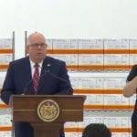 Governor Larry Hogan Announcement 20200910