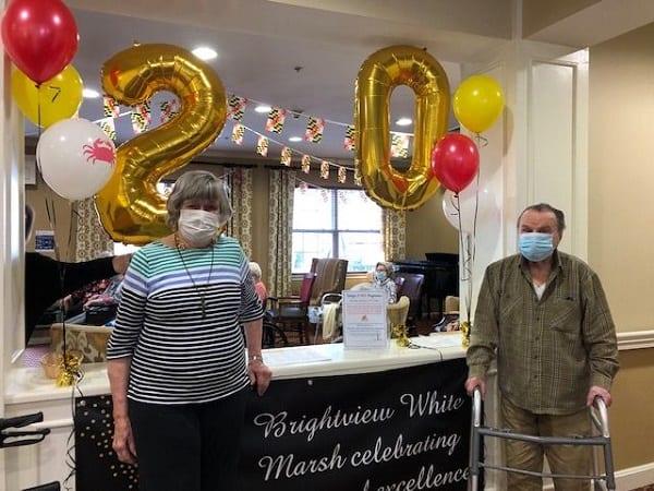 BrightView White Marsh 20th Anniversary 1