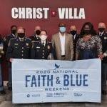 Faith and Blue 2020 Christ Villa
