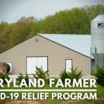 Maryland Farmer COVID-19 Relief Program
