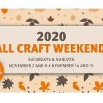 Richardson Farms Fall Craft Weekends 2020