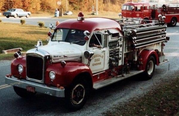 Rosedale VFC E 282 1962 B model MacK