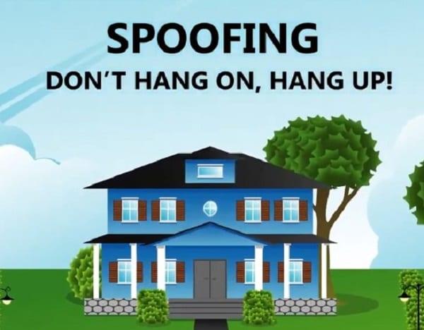 Spoofing FCC
