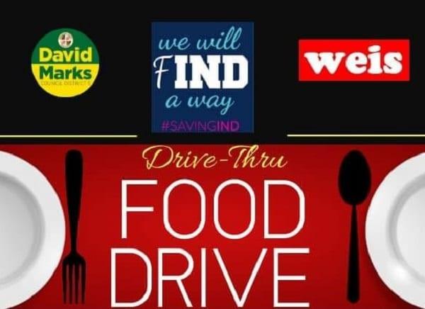 David Marks Weis Food Drive Thumb