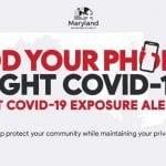MD Health COVID Alert