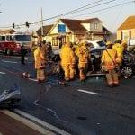Belair Road Crash 20201210