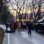 Cromwell Bridge Road Crash 20201214