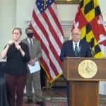 Governor Hogan COVID Update 20201210