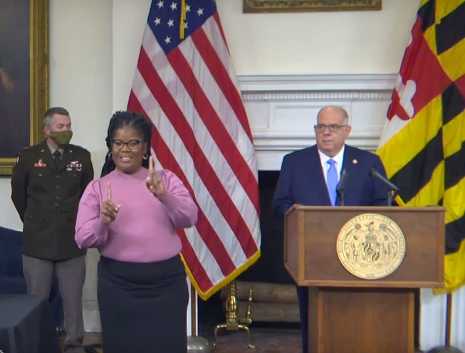Governor Hogan Update 20201215