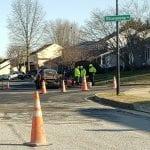 Hickoryhurst Drive Traffic Calming 20201228
