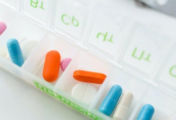 Prescription Medicine Pills