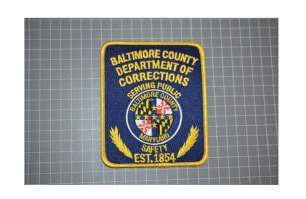 Baltimore County Department of Corrections