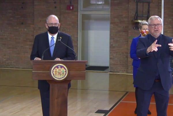 Governor Larry Hogan Update 20210121