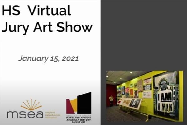 MSEA 2021 Art Show