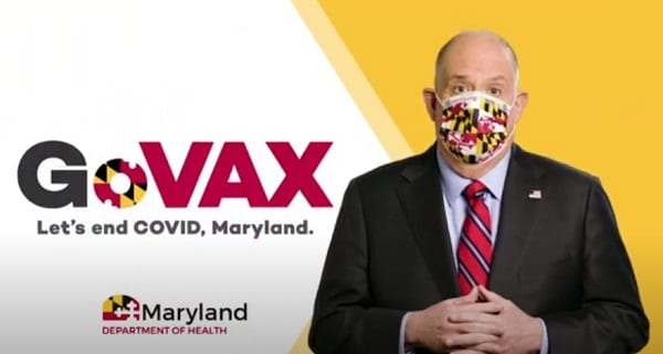 Maryland GoVax Campaign