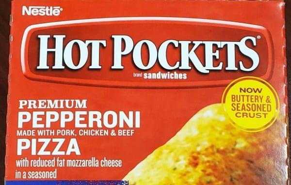 Nestle Hot Pockets