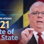 Governor Hogan Maryland State of the State 2021