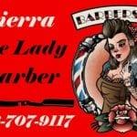 Sierra the Lady Barber