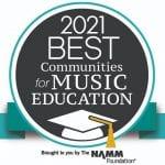 BCPS Best Music Education NAMM 2021