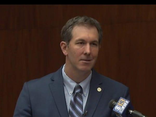 Baltimore County Johnny Olszewski 2021 Budget Message