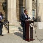 Baltimore County Johnny Olszewski Education Announcement 20210414
