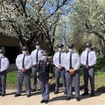 Baltimore County Police Department Recruit Class 20210405