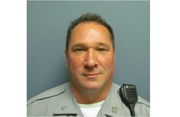 Officer Keith Heacook