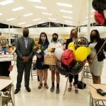BCPS Perry Hall Middle Giannelli Celebration