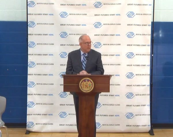 Governor Hogan Bounce Back Announcement 20210506