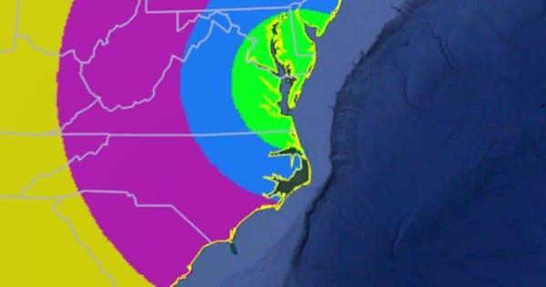 La NASA intentará lanzar el cohete Wallops el domingo por la noche tras un retraso meteorológico