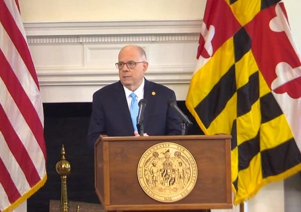 Governor Larry Hogan Announcement 20210615