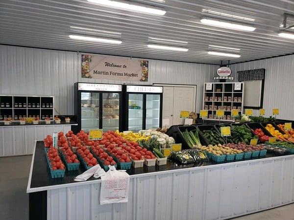 Martin Farms Harvest