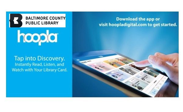 Baltimore County Public Library Hoopla Streaming