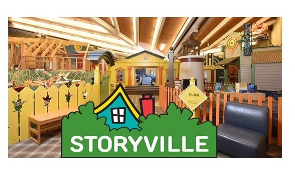 Baltimore County Public Library Storyville