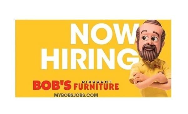 Bob's Discount Furniture Jobs