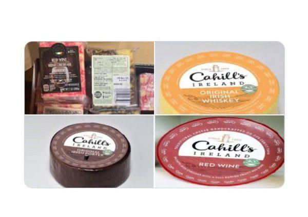 Cahills Cheddar Cheese