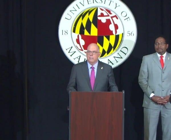 Governor Larry Hogan 20210707