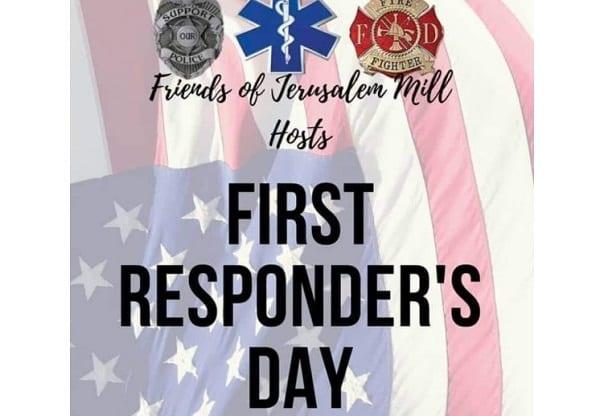 Jerusalem Mill First Responders Day