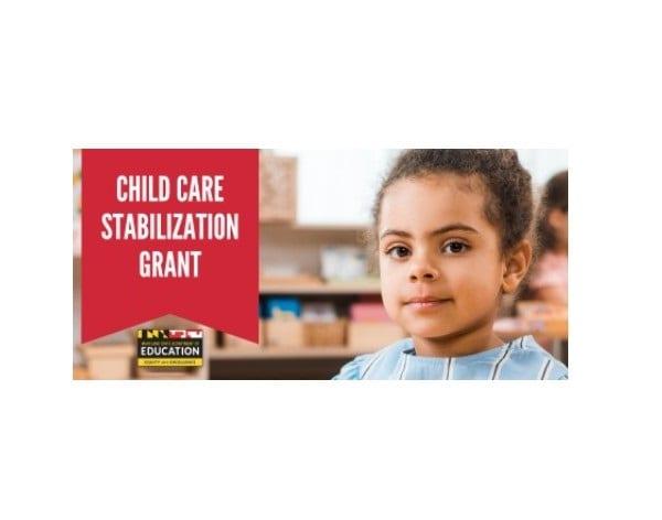 MDSE Child Care Stabilization Grant